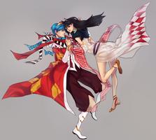 Nebu-chan by ymstr