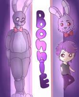 Bonnie by Izudraws