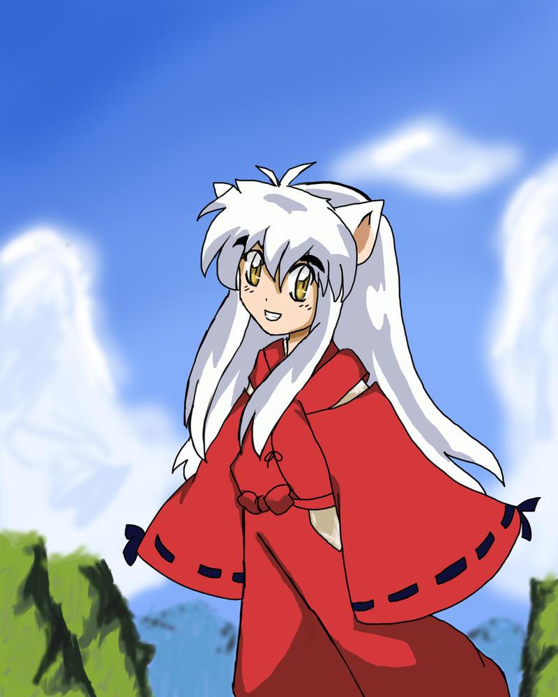 Inuyasha By Animegirl151 On Deviantart: Young Inuyasha By InuYasha2012 On DeviantArt