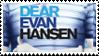 Dear Evan Hansen Stamp by Vincebae
