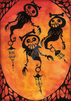 Bone ghost