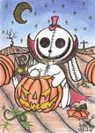 Happy Halloween by MissPoe