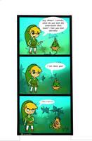 Zelda - The face of Makar by MissPoe