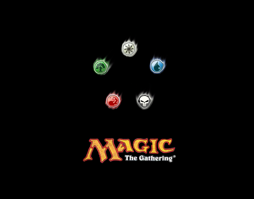 Magic The Gathering Wallpaper By Vengeance2010