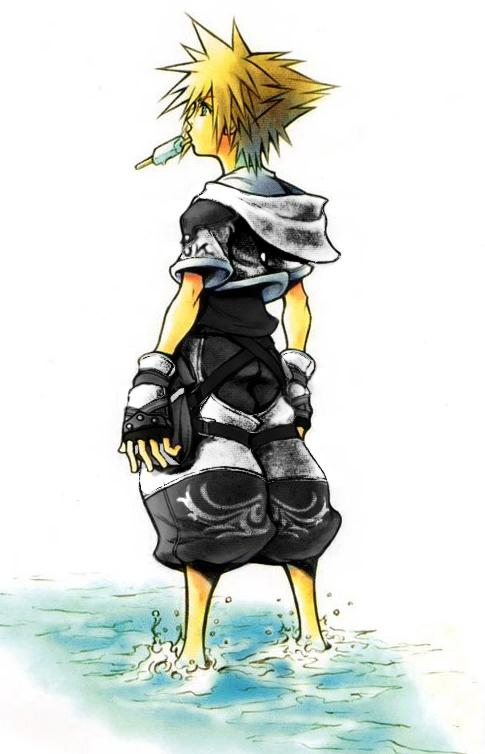Sora KH2 Final Form by HolloW-Darklight on DeviantArt