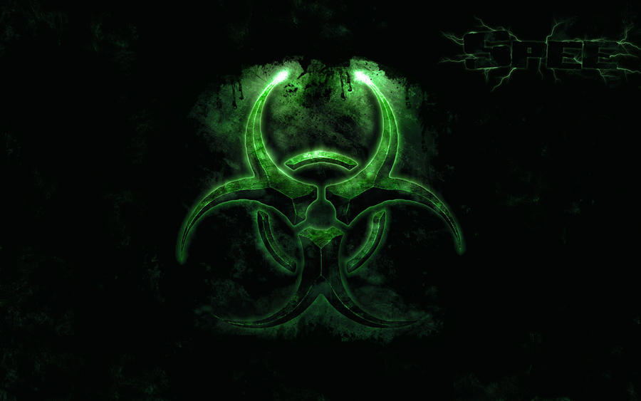Biohazard Symbol By Speeshul On Deviantart
