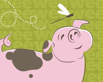 Little Piggy by olliesan