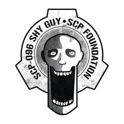 Scp-096  Shy Guy SCP Foundation