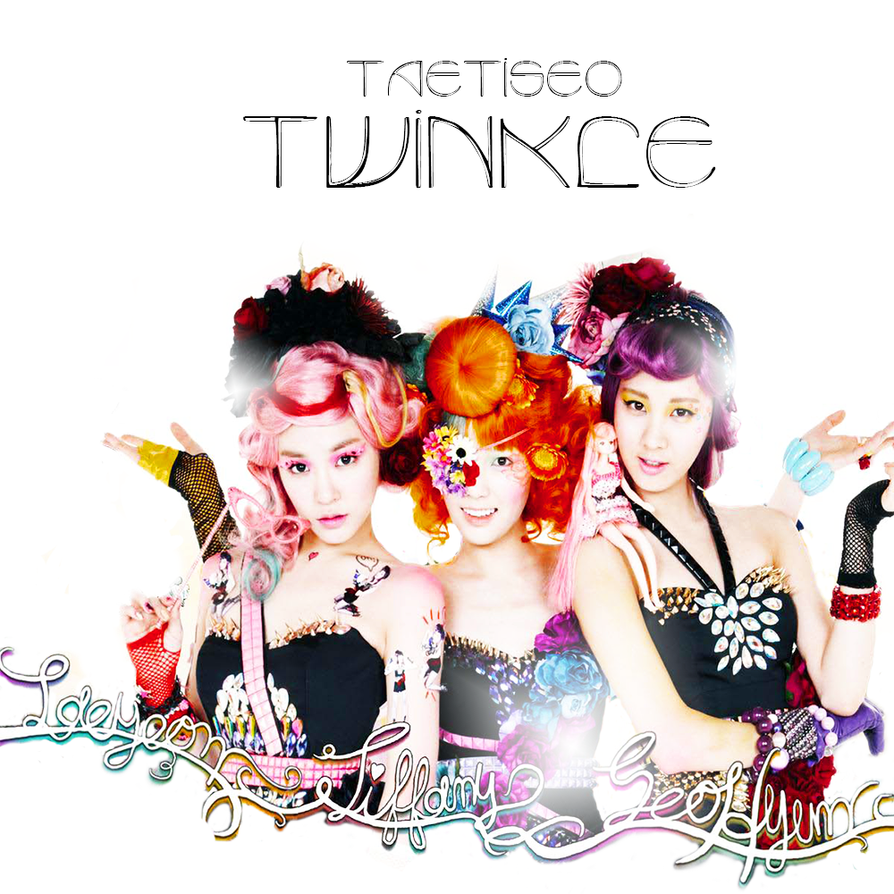 cd cover taetiseotwinkle by solitasan on deviantart