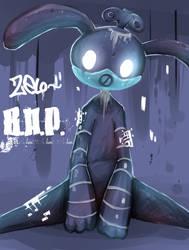 B.A.P.::Zelo [Luke] by Toby-love-luke