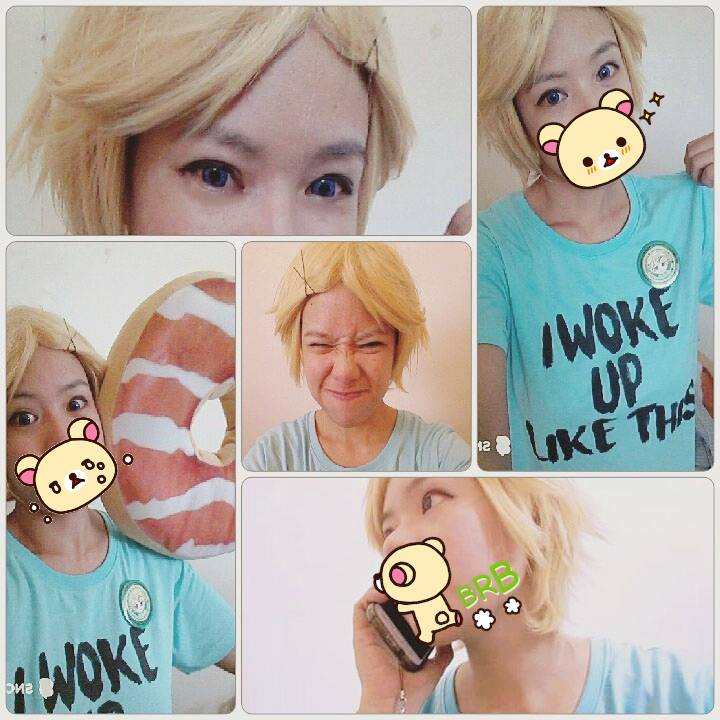 Casual Yoosung cos by Mildemme