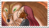 Gunnerkrigg Stamp 1/8 by Grrgrl2