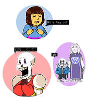 I, Uncle Papyrus by zullyvantas