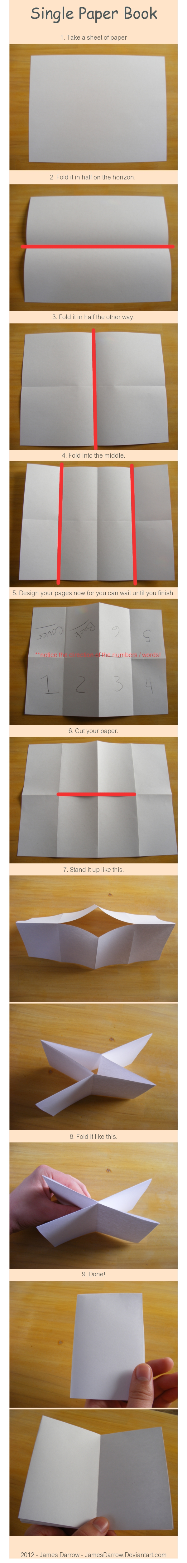 Single Paper Book by JamesDarrow
