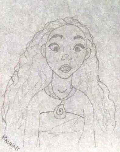 Moana by Hannah29K9