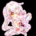CM: A fluffy hug ~