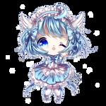 CP: Blue star +*