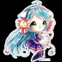 G: Fluffy Hug by LumilYuu