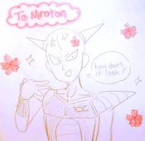 Cherry Blossom Ginyu