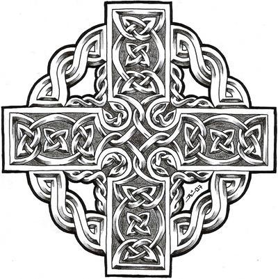 Symbolika Celtycka Krzyż Celtycki Celtowie Forum