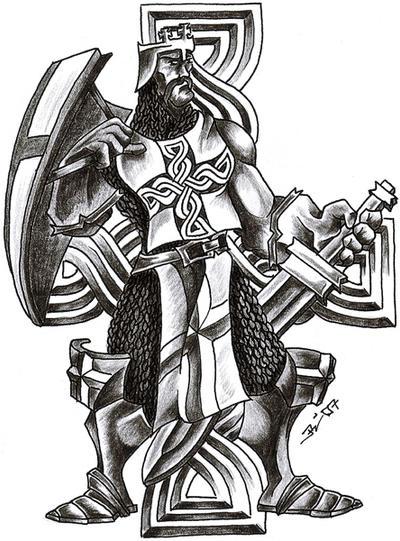 knight templar by roblfc1892