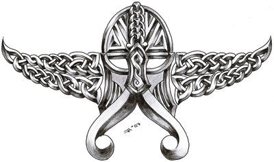 celtic viking by roblfc1892