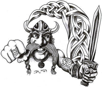 celtic viking 3 by roblfc1892