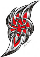 tribal celtic by roblfc1892