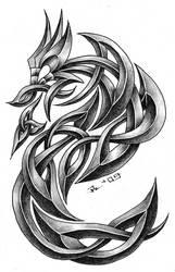 celtic dragon v1.4 by roblfc1892