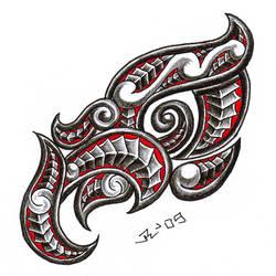 taniwha - maori dragon