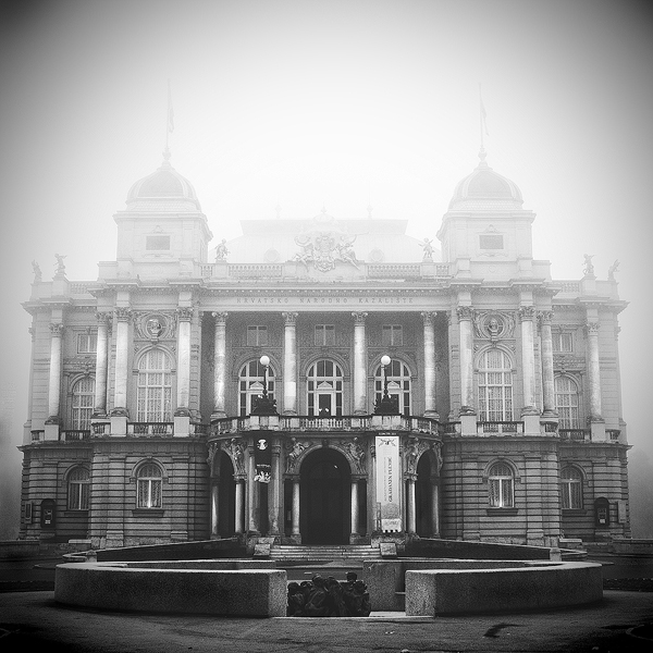 ..croatian national theatre.. by roblfc1892