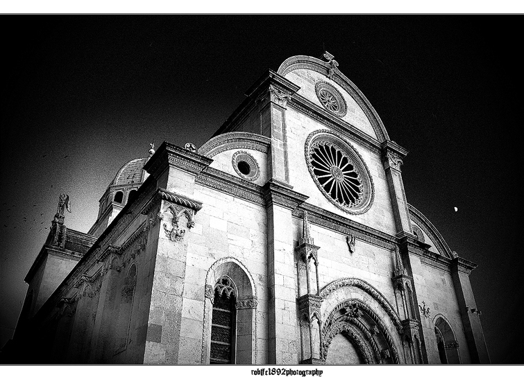 The Cathedral of St. James by roblfc1892