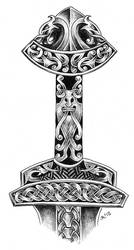 viking sword by roblfc1892
