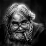 ..old man...