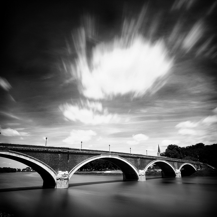 ...over the bridge... by roblfc1892
