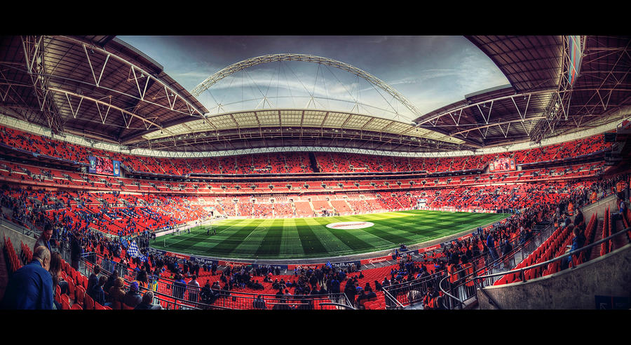...wembley... by roblfc1892