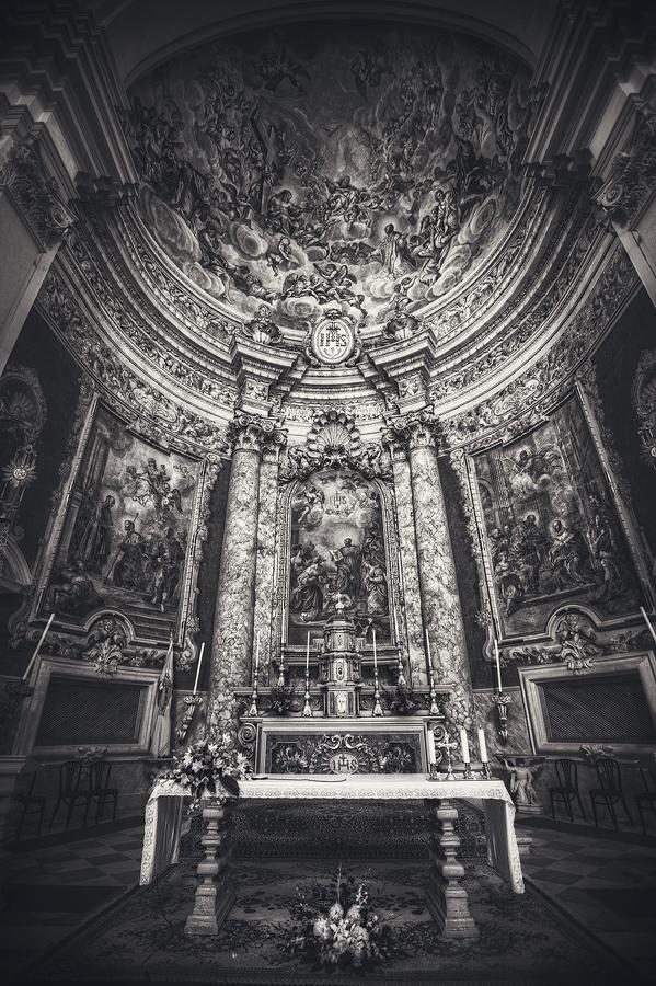 ...St  Ignatius... by roblfc1892