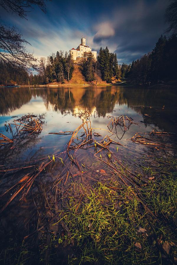 ...trakoscan castle III... by roblfc1892