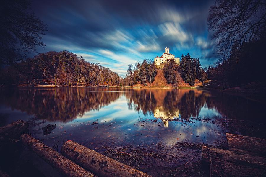 ...trakoscan castle IV... by roblfc1892