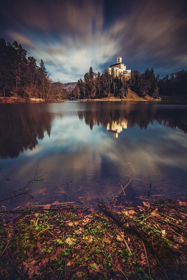 ...trakoscan castle VII... by roblfc1892