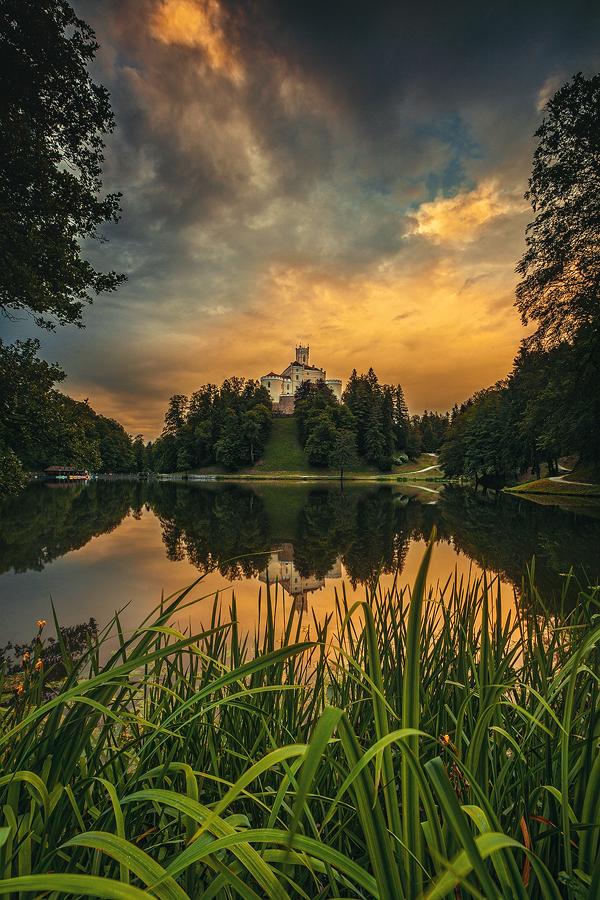 ...trakoscan castle XIII... by roblfc1892