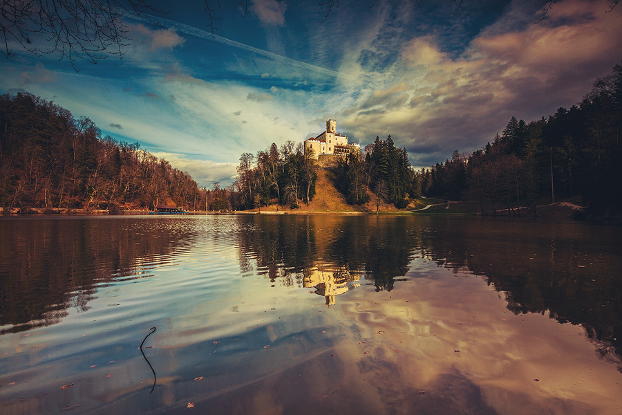 ...trakoscan castle XVI... by roblfc1892
