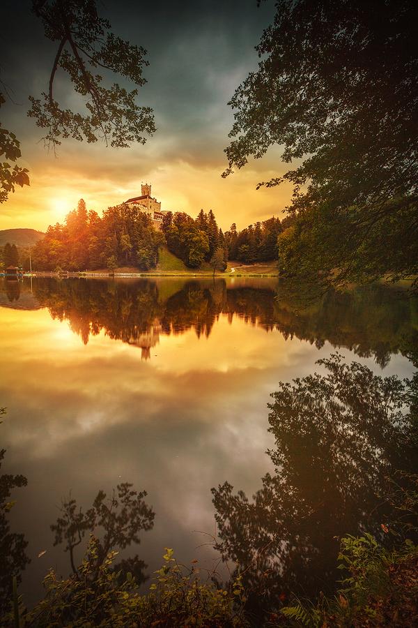 ...trakoscan castle XVIII... by roblfc1892