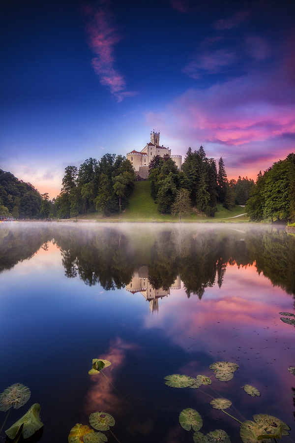 ...trakoscan castle XIX... by roblfc1892