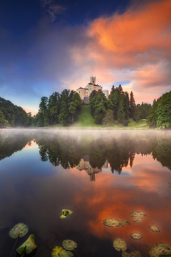 ...trakoscan castle XX... by roblfc1892