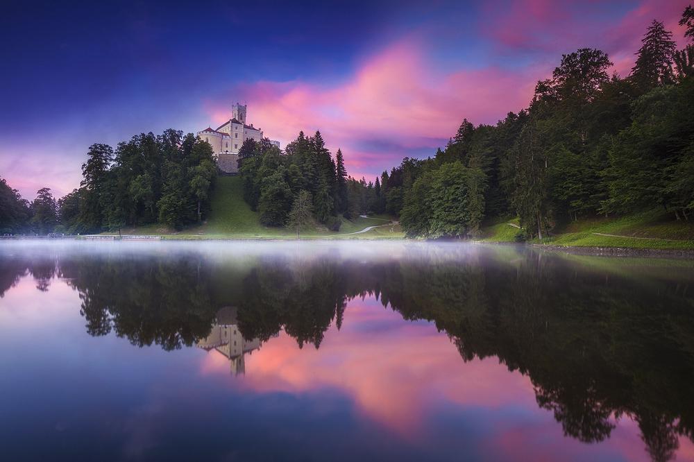 ...trakoscan castle XXI... by roblfc1892