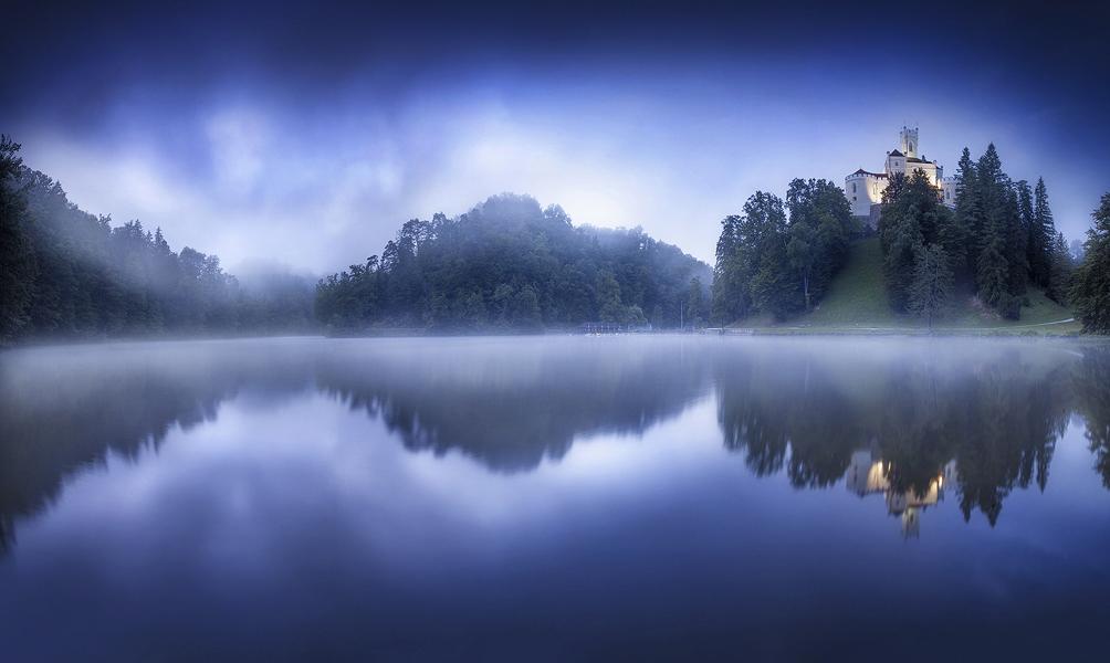 ...trakoscan castle XXII... by roblfc1892