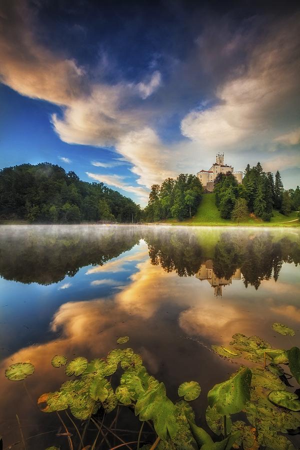 ...trakoscan castle XXIII... by roblfc1892