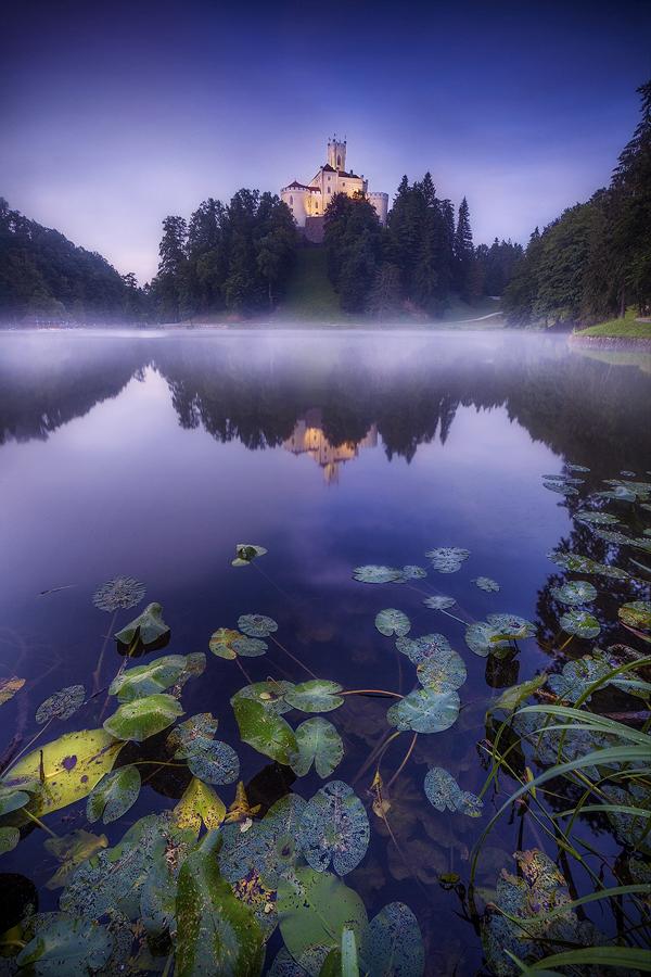 ...trakoscan castle XXIV... by roblfc1892