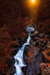 ...waterfall In dolomiti...